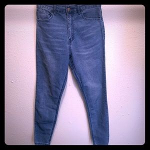 Forever 21 High waisted bootcut jeans